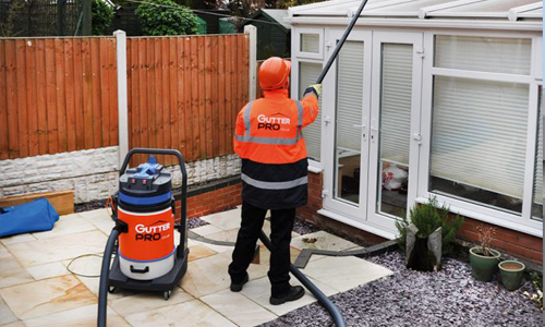 Gutter Clearing and Cleaning Service