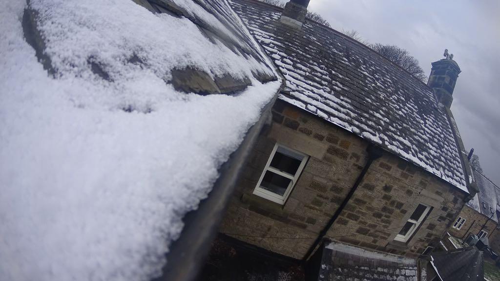 Homeowners urged to consider gutter clearing after recent snow falls