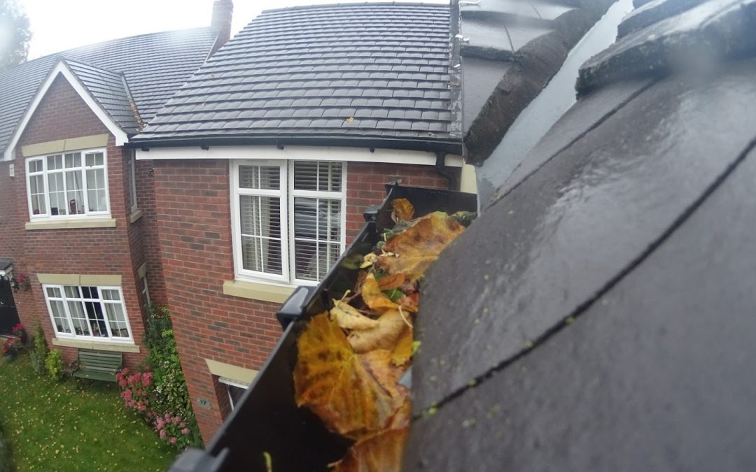 Is now the right time to have my gutters cleaned out?