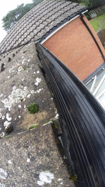 Gutter cleaning in Solihull prevents property damage