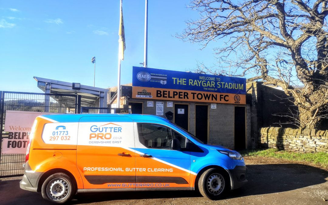 Gutter Cleaning In Belper Gutterpro The Professional Gutter Cleaners