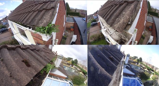 Gutter Cleaning in Alcester