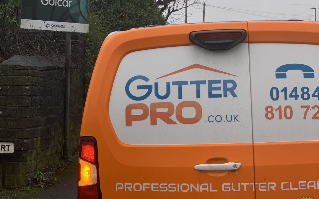 Gutter Cleaning Golcar
