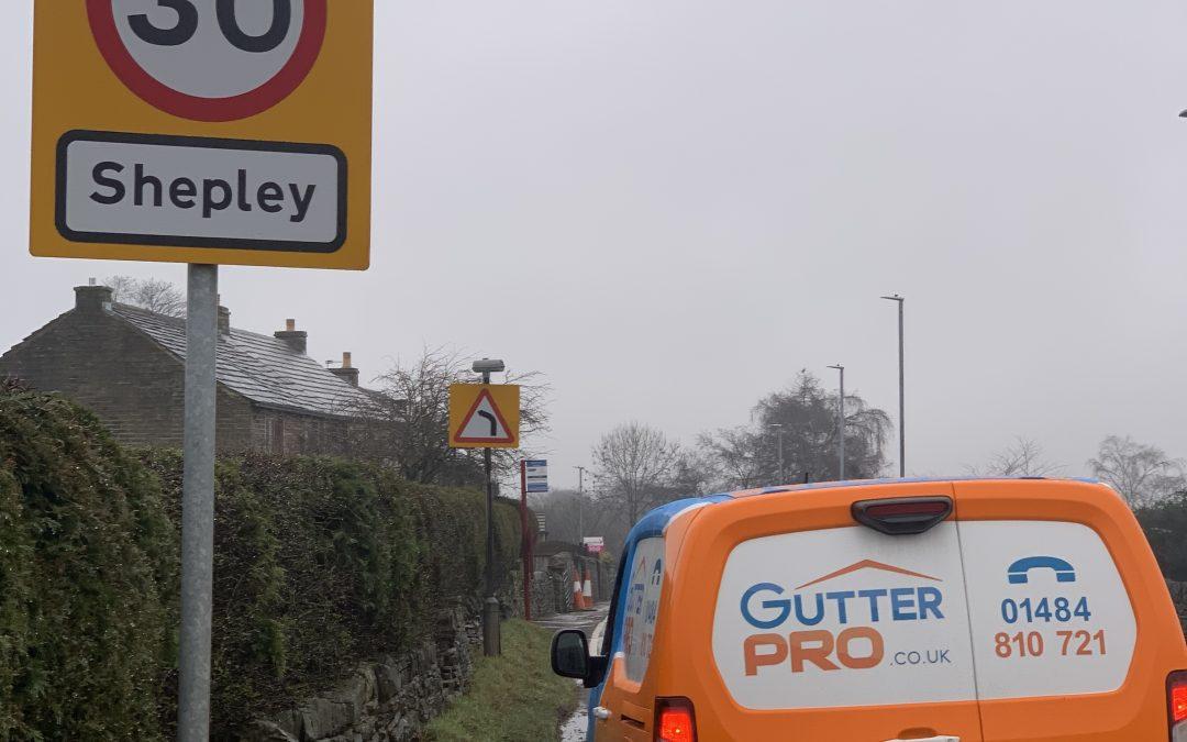 Gutter Cleaning Shepley