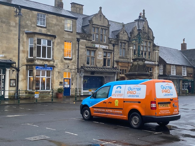 Gutter Cleaning Uppingham