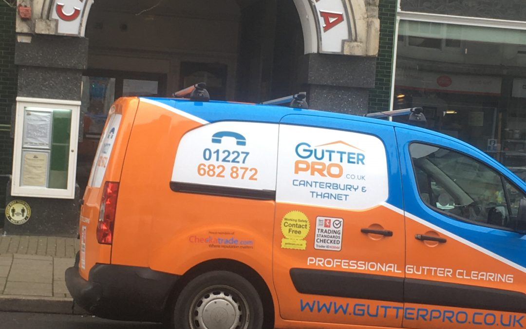 Gutter Cleaning Westgate-On-Sea
