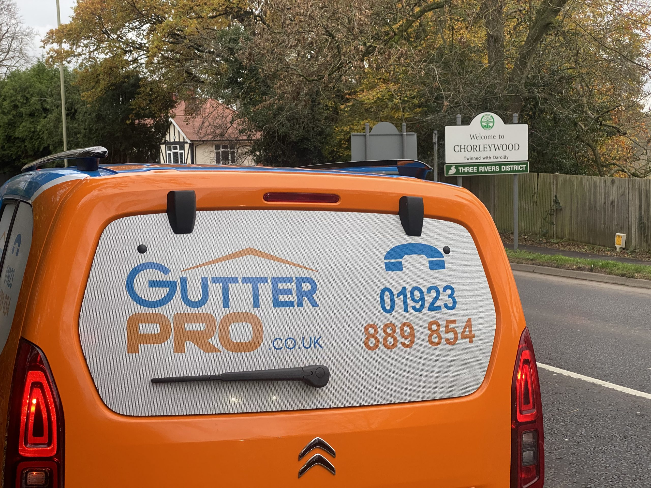 Gutter Cleaning Chorleywood