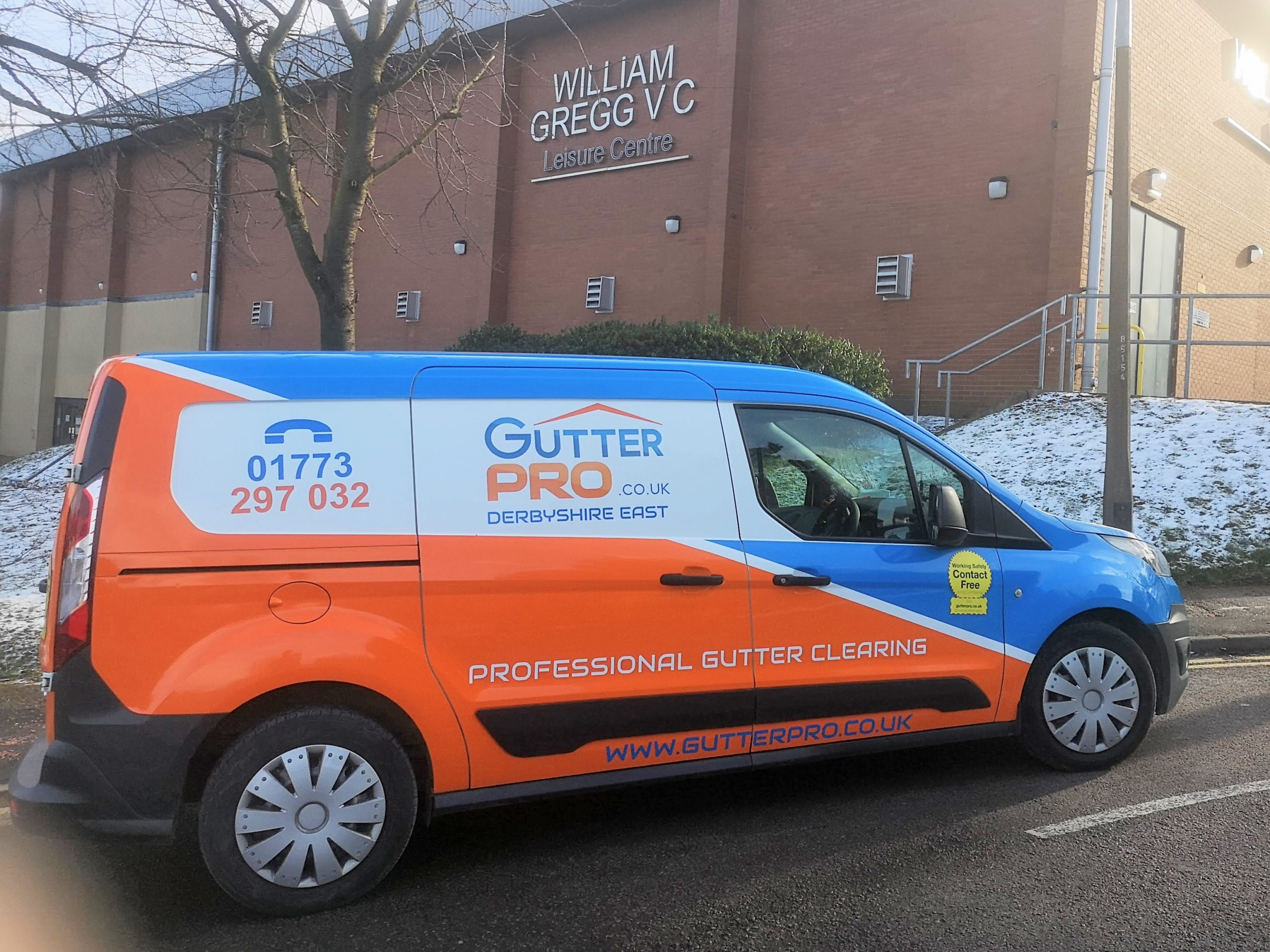 Gutter Cleaning Heanor