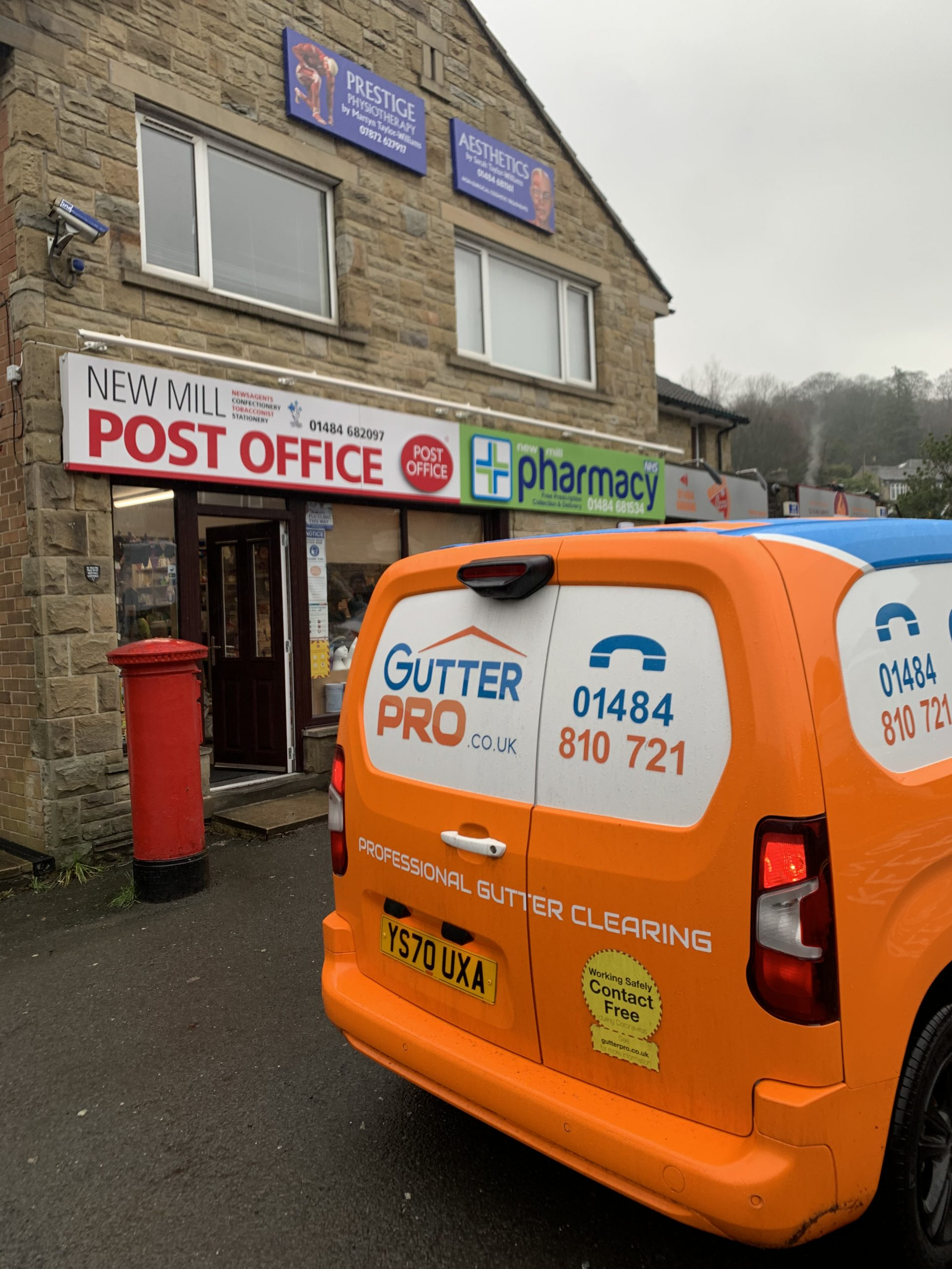 Gutter Cleaning Holmfirth