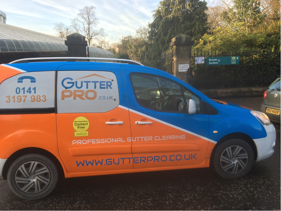 Gutter Cleaning Maryhill