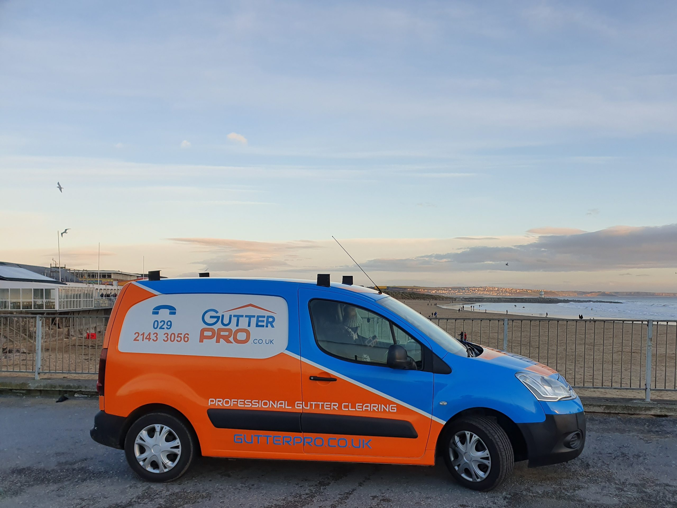 Gutter Cleaning Porthcawl