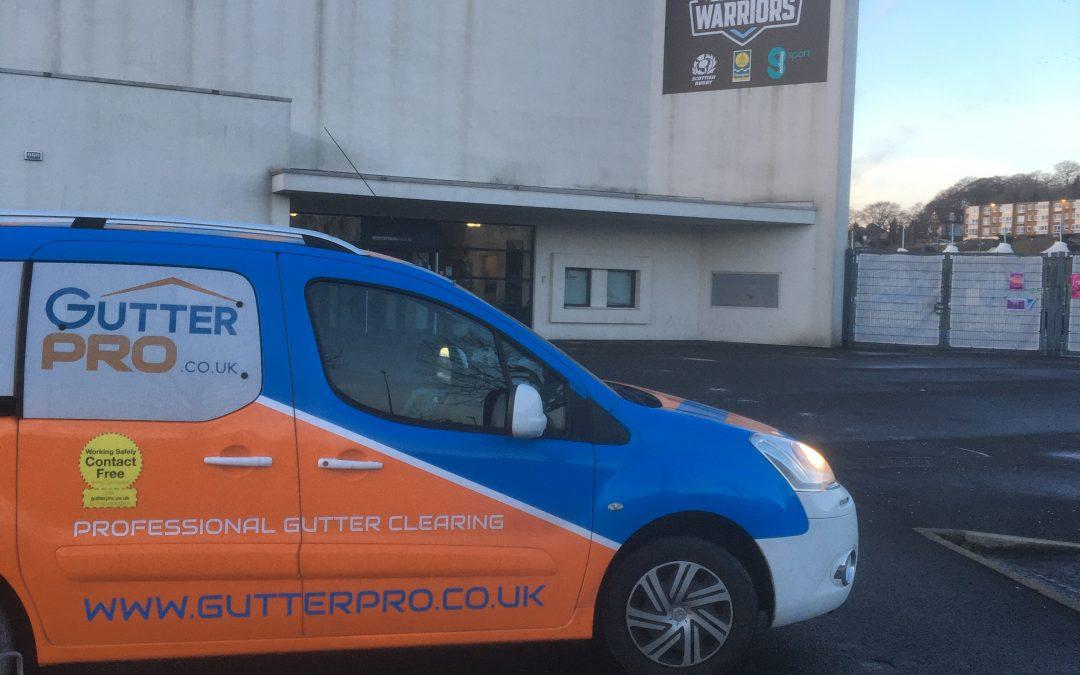 Gutter Cleaning Scotstoun