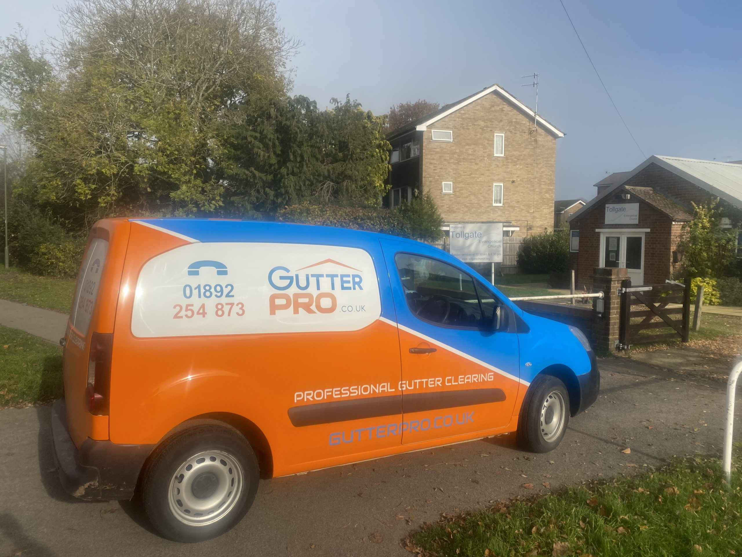 Gutter Cleaning Tollgate