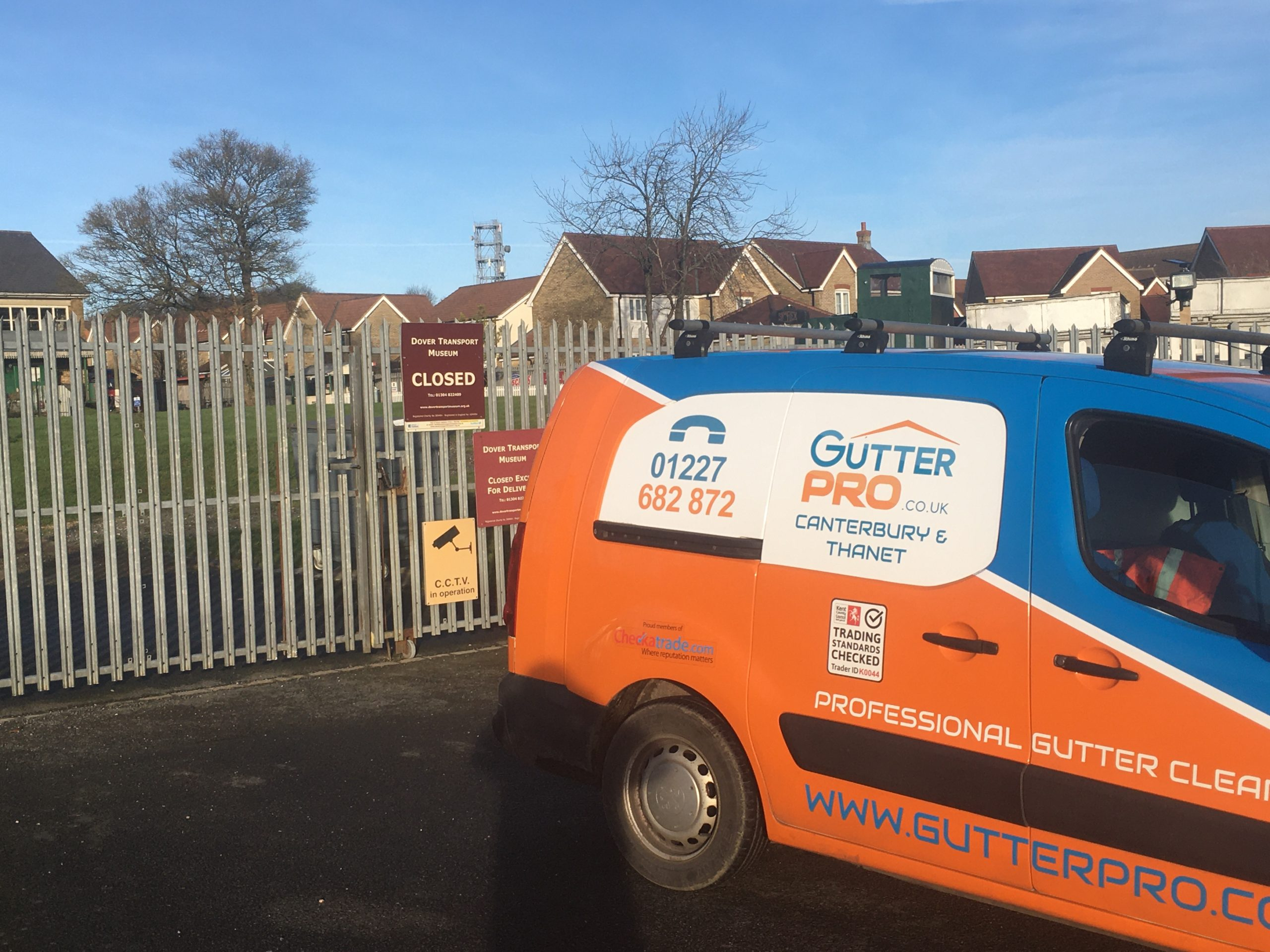 Gutter Cleaning Whitfield