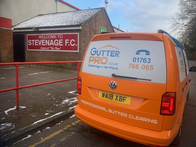 Gutter Cleaning Stevenage