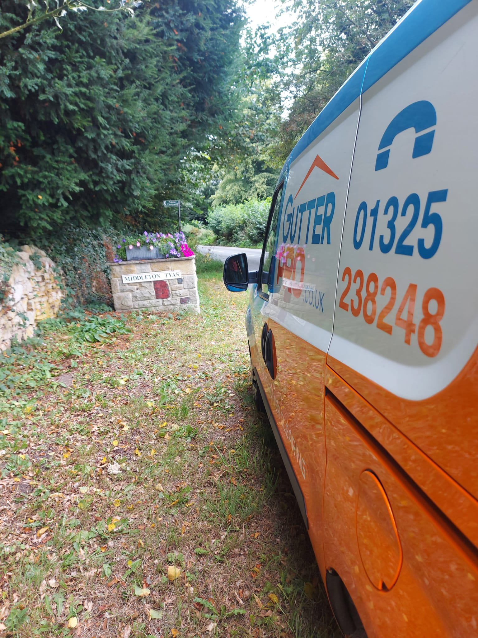 Gutter Cleaning Middleton Tyas