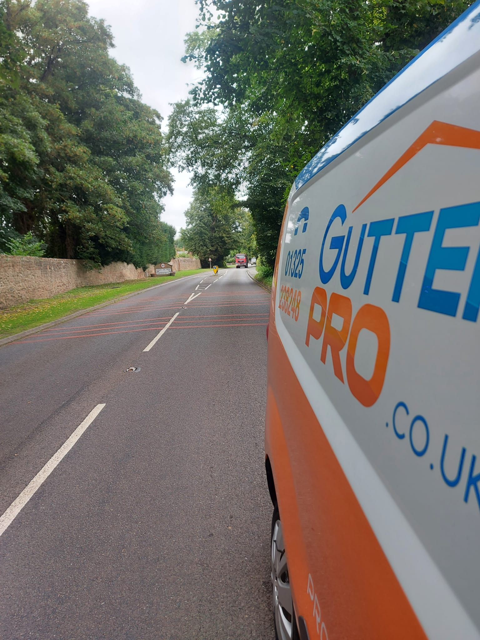 Gutter Cleaning Croft-on-Tees